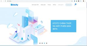 KT City giao diện mới