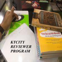 Kiếm tiền với KTcity Reviewer Program